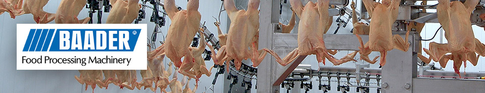 BAADER Poultry Processing Solutions