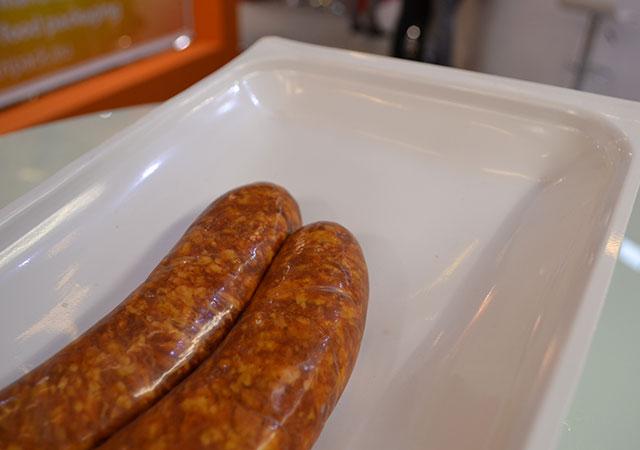 Mecapack Skinpack Sausages